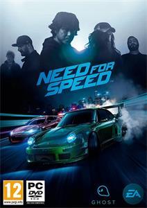 PC CD - Need For Speed 2016 - vychází 6.11.2015