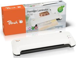 PEACH laminovačka Premium Photo Laminator PL750, A4, 2x125mic,