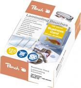 Peach PP525-08, laminovacia fólia, lesklá, 100ks, 60x90mm, 125mic