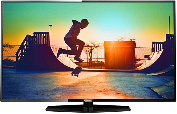 "PHILIPS 43PUS6162, 43"", 4K, Smart TV"
