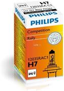 Philips H7 Rally 80W 12V 12035RAC1 offroad