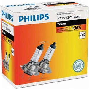 Philips H7 Vision +30% 12972PRC2 2 ks/bal.