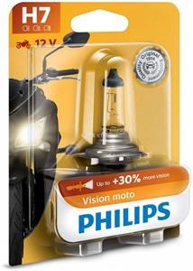 Philips MotoVision 12972PRBW +30% H7 blister