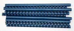 Plastové hrebene 12 modré 53463