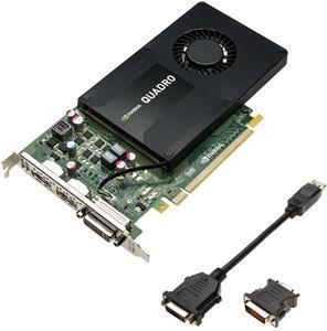 PNY NVIDIA Quadro K2200 GDDR5 4GB