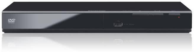 Prehrávač DVD PANASONIC DVD-S500EP-K