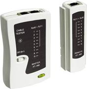 Premium LAN Tester pre UTP/STP Token Ring RJ11, RJ45