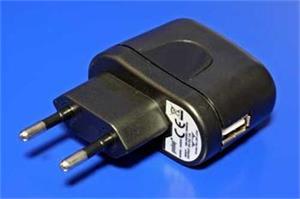 Premium USB univ.nabíjačka pre PDA, MP3 prehraváč 5V/1A