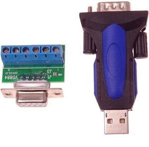 Prevodník USB ---> RS422/485, adapter