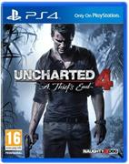 PS4 -Uncharted 4: A Thiefs End
