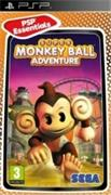 PSP - Super Monkey Ball Adventure