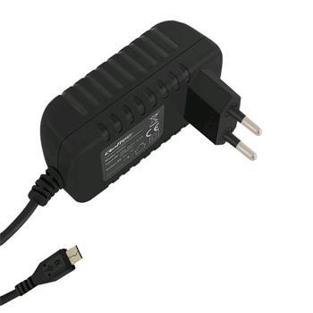 Qoltec AC adapter 15W | 5V | 3A | microUSB - vhodný pre Raspberry PI