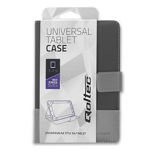 Qoltec High Effective Protection puzdro pre tablet 7-7.9'', sivé
