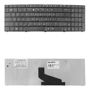 Qoltec Klávesnica pre notebook Asus X53U Black