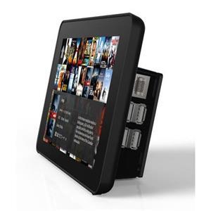 RASPBERRY Čierna skrinka pre Raspberry Pi B+/2B/3B