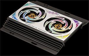 Revoltec HDD Cooler Black