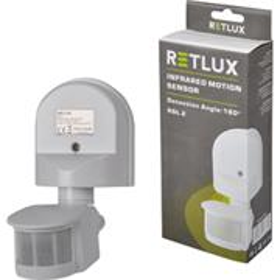 RSL 2 PIR senzor na stenu RETLUX