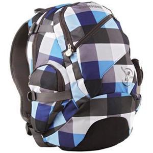 ruksak Techpack, Chiemsee Checking Black