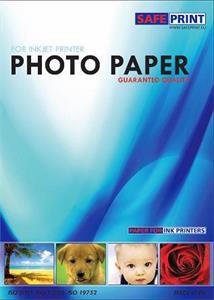 SAFEPRINT fotopapier pre atramentové tlačiarne Leskly 240g A4 20sheets