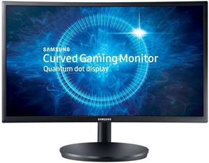 """Samsung C24FG70F, 24"""", zakrivený, herný, Full HD, HDMI"""
