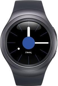 Samsung hodinky GearS2 SM-R7200ZK, Čierna