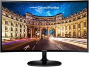 """Samsung LC27F390, 27"""" - zakrivený monitor, HDMI"""