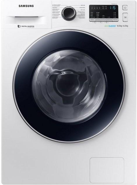 Samsung WD80M4443JW/ZE práčka so sušičkou