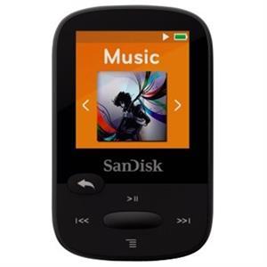 SanDisk Sansa Clip Sports 4GB čierny