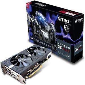 SAPPHIRE NITRO+ Radeon™ RX 580 4GD5