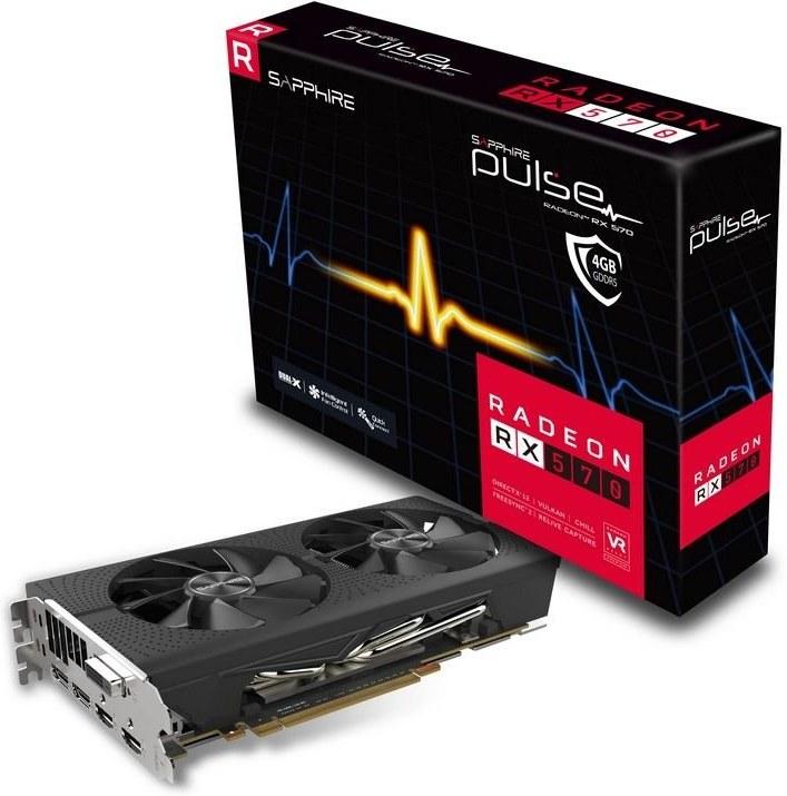 SAPPHIRE PULSE Radeon™ RX 570 4GD5