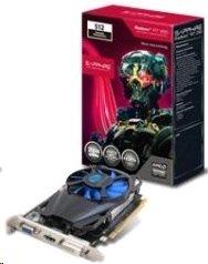 Sapphire R7 250 2GB (128) aktiv D H Ds D3 512 SP
