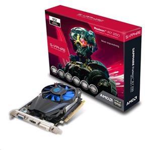 SAPPHIRE Radeon™ R7 250 1G D5