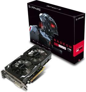 SAPPHIRE Radeon™ RX 460 2G D5