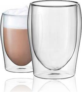 ScanPart Cappuccino thermo glass 300ml