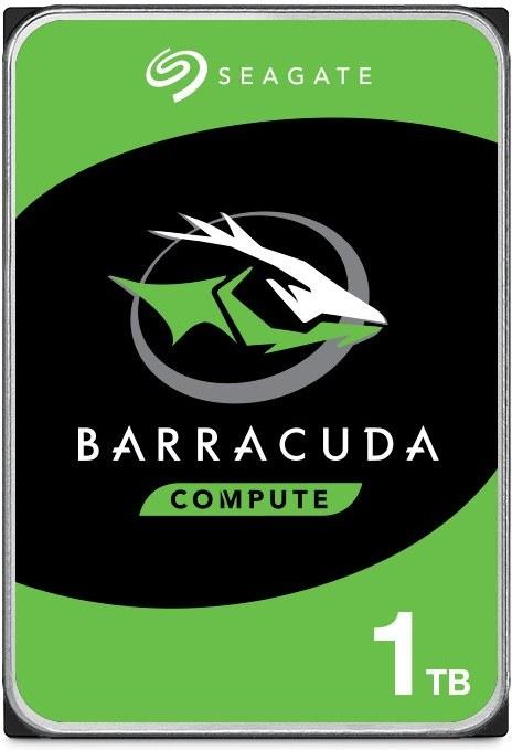 """Seagate Barracuda 3,5"""" HDD 1TB, 7200RPM, 64MB cache"""