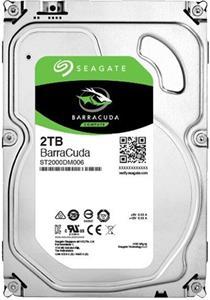 """Seagate Barracuda 3,5"""" HDD 2TB, 7200RPM, 64MB cache"""