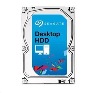 Seagate Desktop HDD 4TB, 5900RPM, 64MB cache