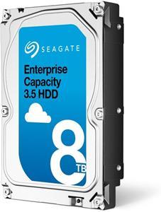 "Seagate Enterprise Capacity 3,5"", 8TB, 7200RPM, 256MB cache"