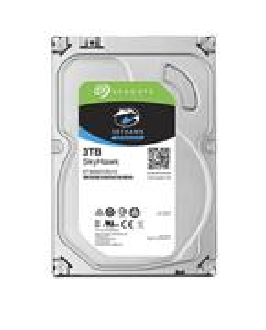 Seagate SkyHawk HDD 3TB, 7200RPM, 64MB cache