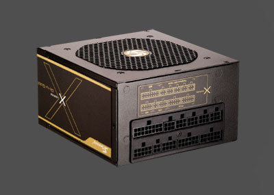 I/P: Seasonic X750W