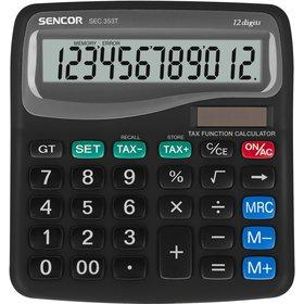 Sencor SEC 353T, kalkulačka