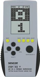 Sencor SGM 32T Hra Tetris