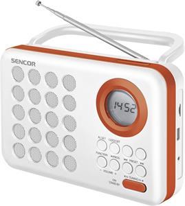 Sencor SRD 220 WOR, rádio s USB/MP3