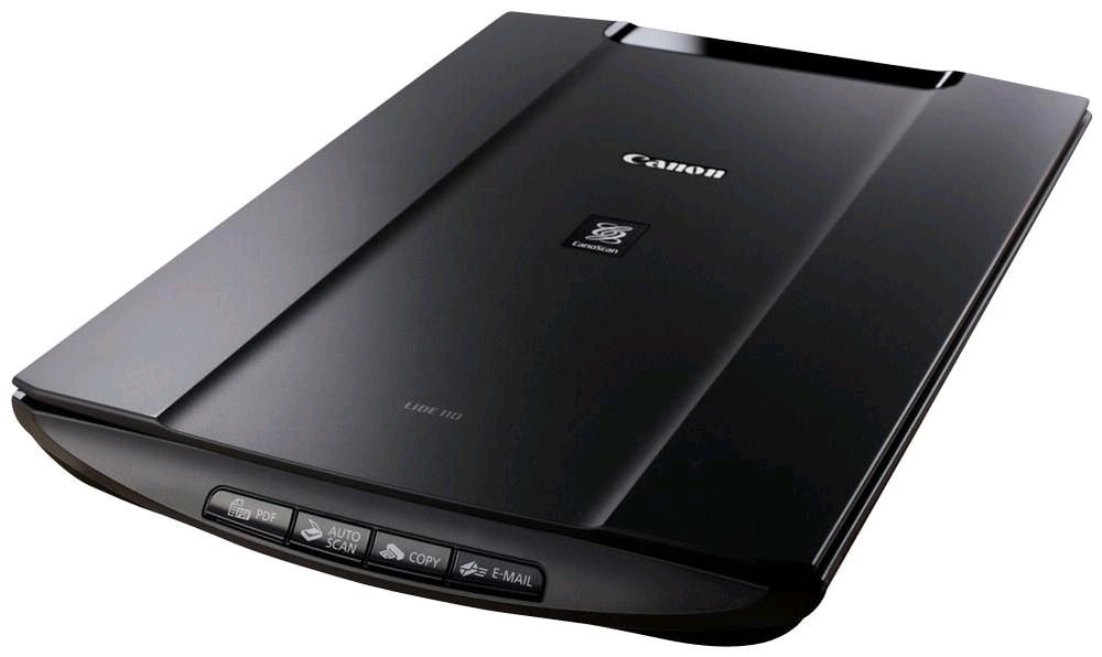 canon lide 110 scanner specification pdf