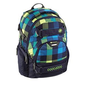 Školský ruksak Coocazoo CarryLarry2, Lime District