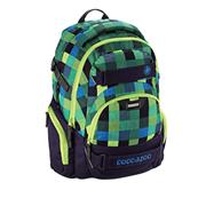 Školský ruksak Coocazoo CarryLarry2,, Melange A Trois Navy
