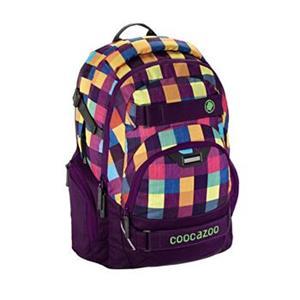 Školský ruksak Coocazoo CarryLarry2, Melange A Trois Pink