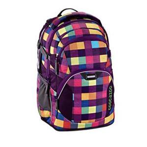 Školský ruksak Coocazoo JobJobber 2, Melange A Trois Pink