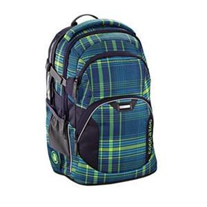 Školský ruksak Coocazoo JobJobber 2, Walk The Line Lime