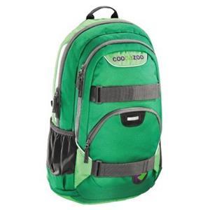Školský ruksak Coocazoo Rayday, Green Spring